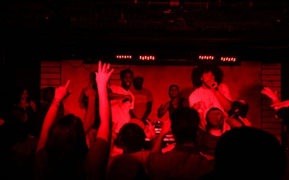 Jay Glavany & Devontée perform in Toronto, Ontario, Canada. Photography by Luke Galati
