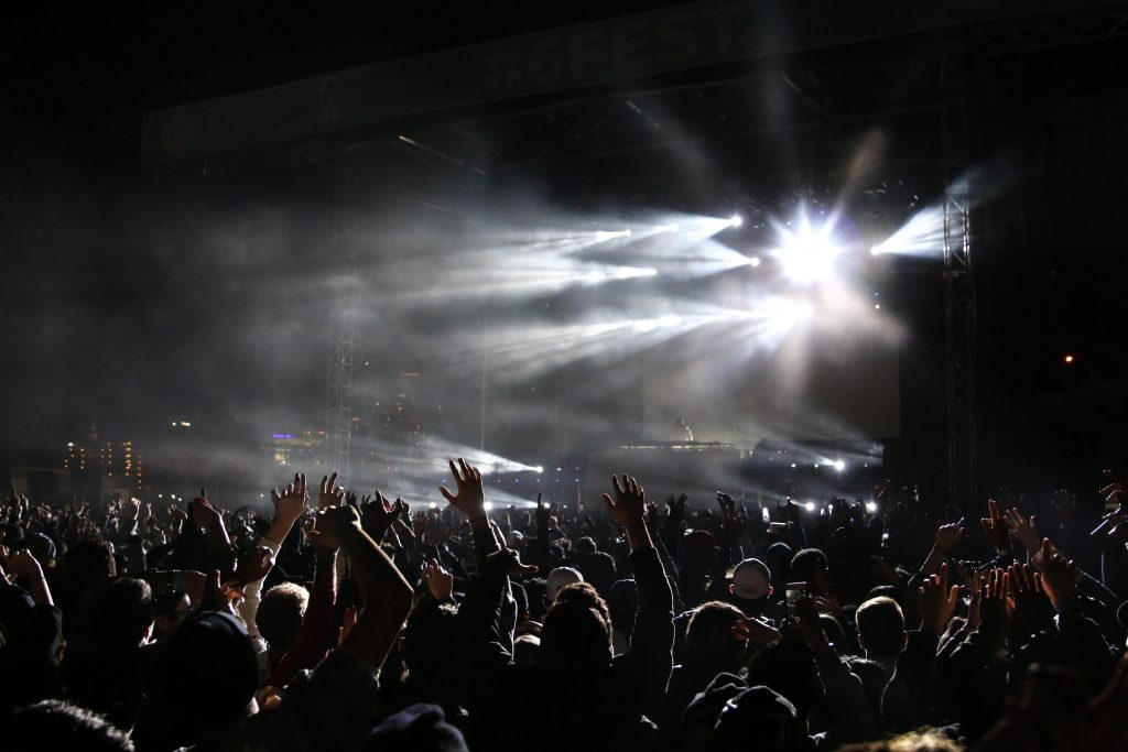 DIPLO performing a concert in Toronto. Photo by Luke Galati