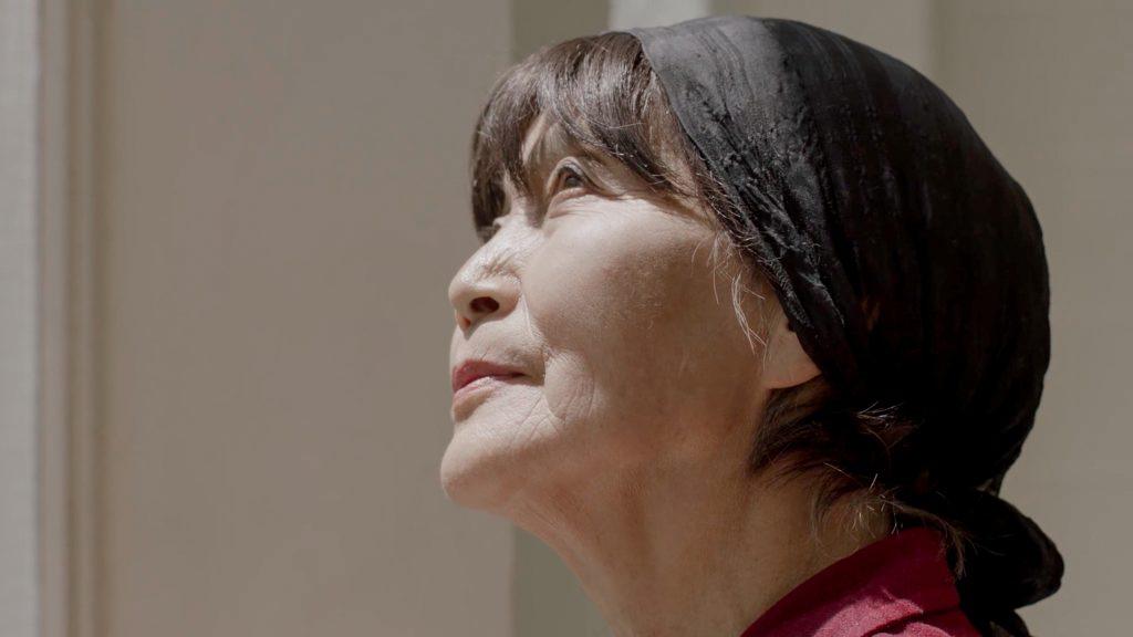 Eastern Commerce teacher, Ms. Khan, shot during the documentary film, Eastern, directed by Luke Galati.