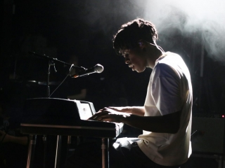 Daniel Caesar's first ever concert at the MOD Club in Toronto