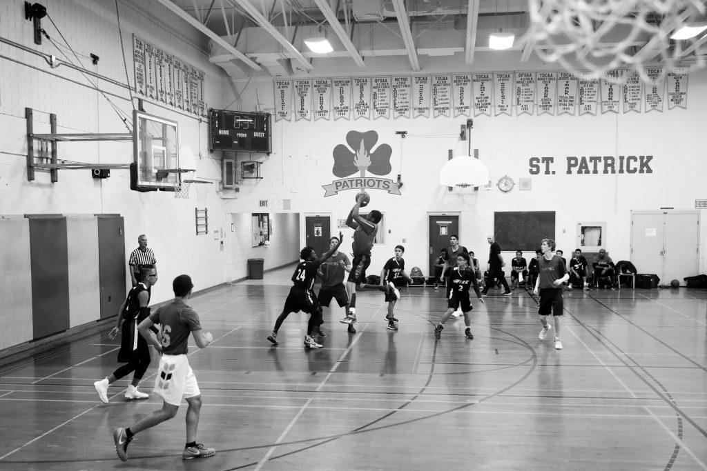 Baba. Luke Galati Photography/East York Basketball