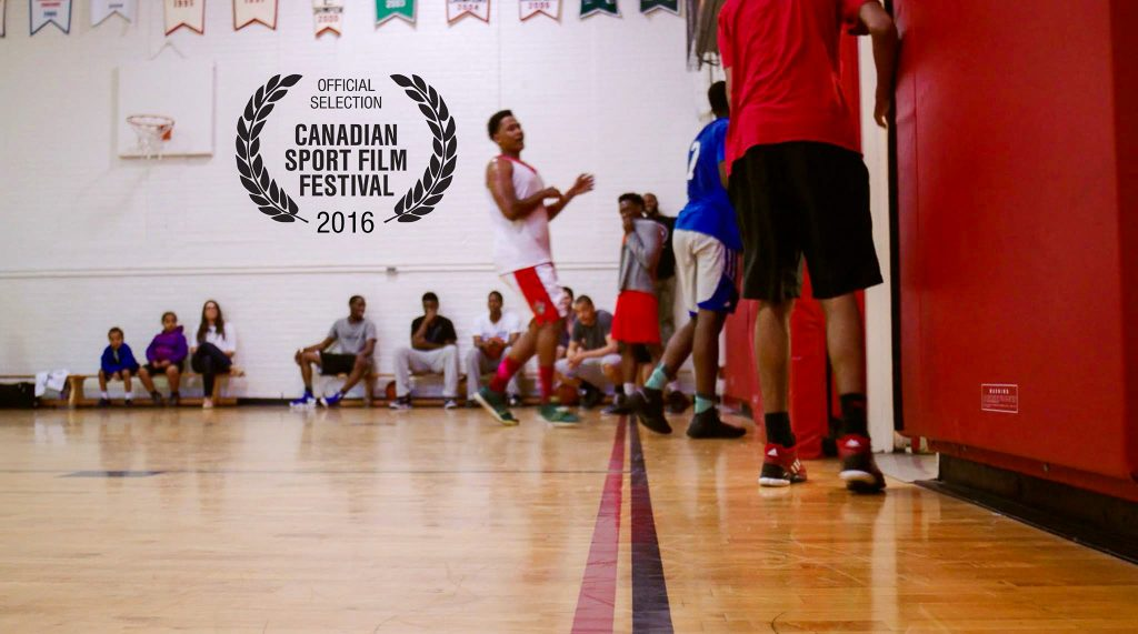 Eastern Documentary took part in the 2016 Canadian Sport Film Festival at the TIFF Bell Lightbox Theatre. Directed by Luke Galati